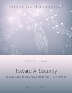 Toward AI Security Report Cover