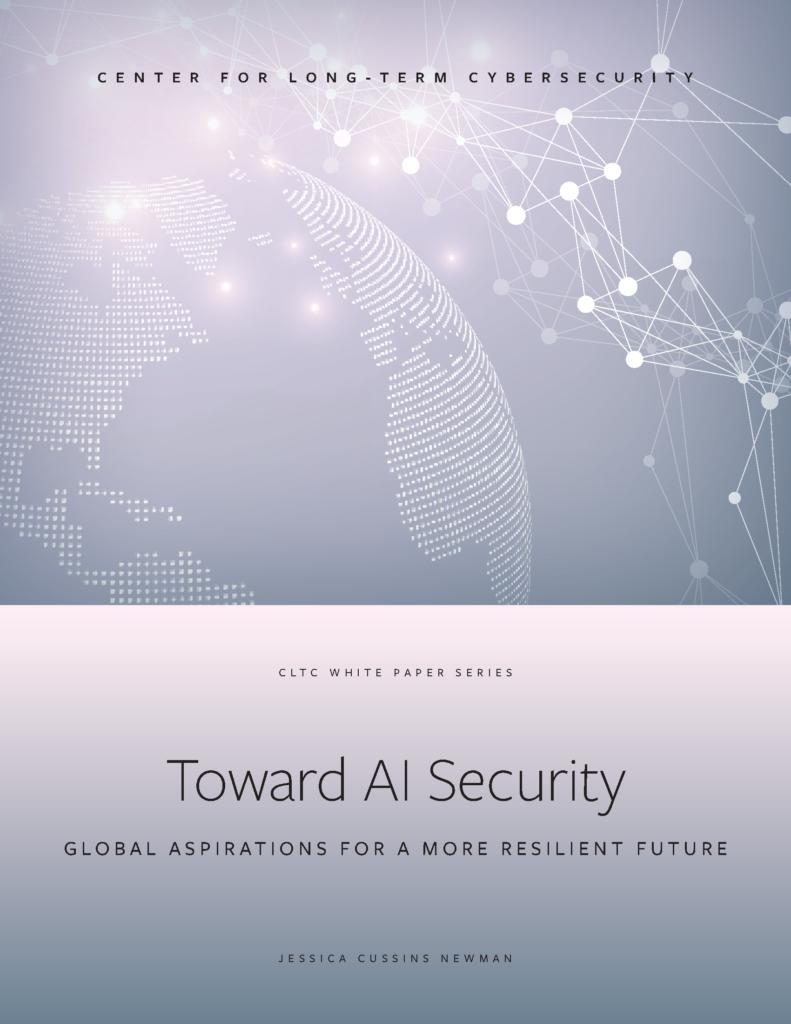 Toward AI Security
