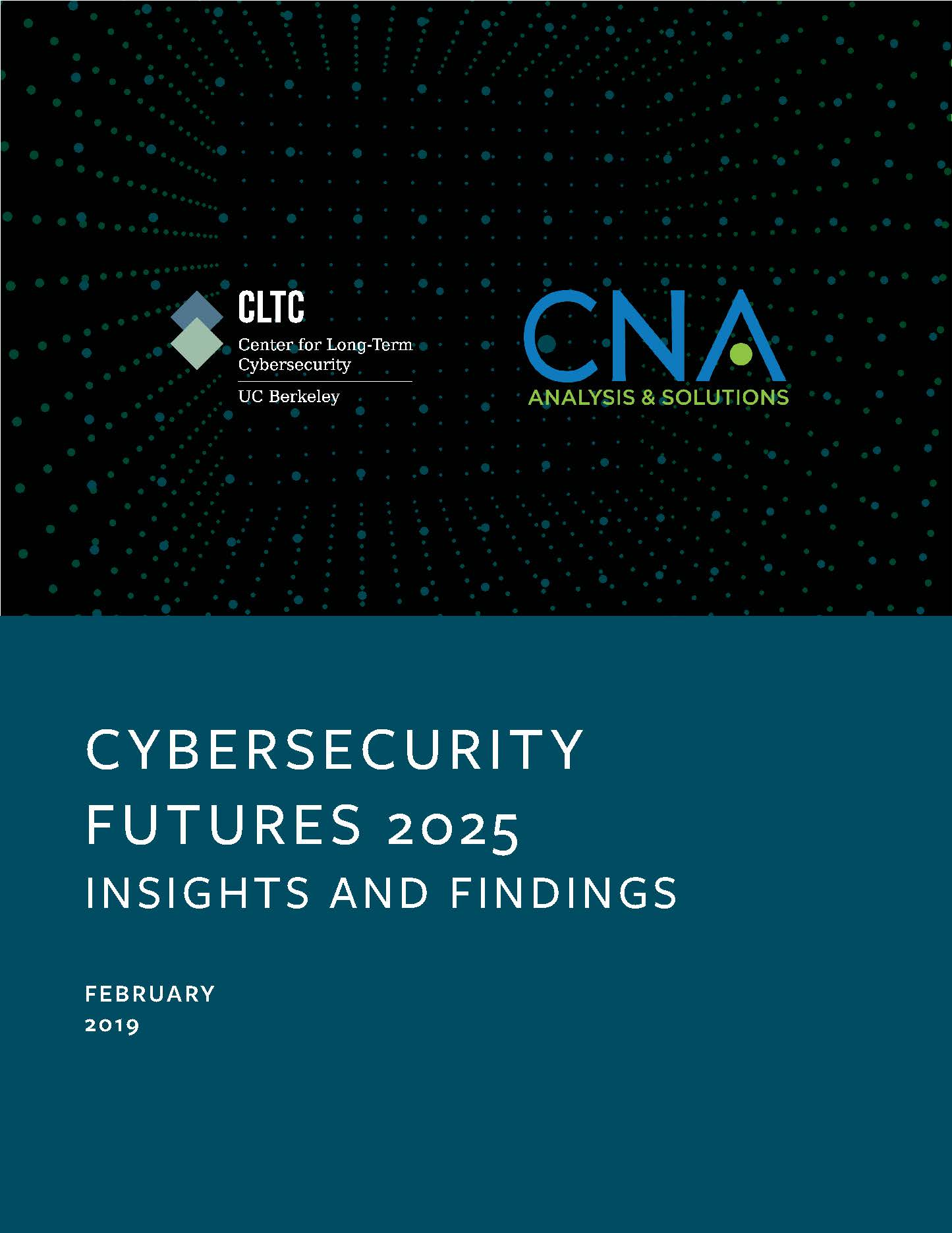 Cybersecurity Futures 2025 - CLTC %