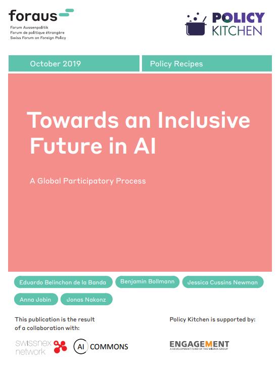 Towards an Inclusive Future in AI