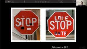Secure Machine Learning Presentation Slide