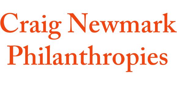 Craig Newmark Philanthropies small logo